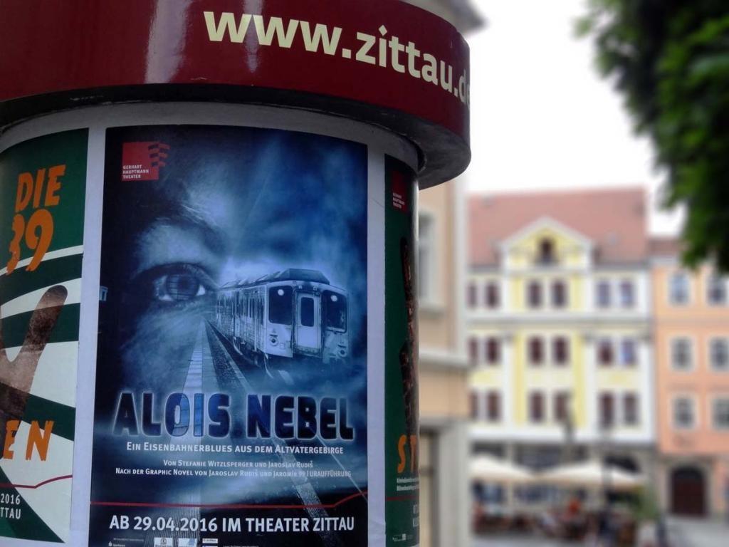 Plakat Alois Nebel