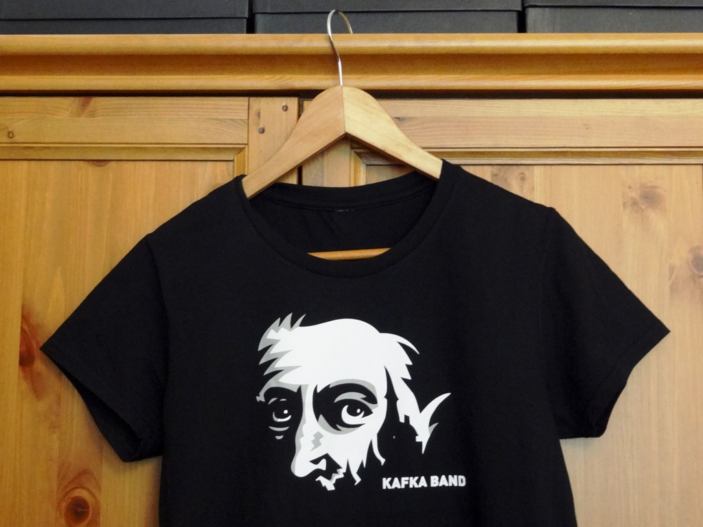 T-Shirt Kafka Band