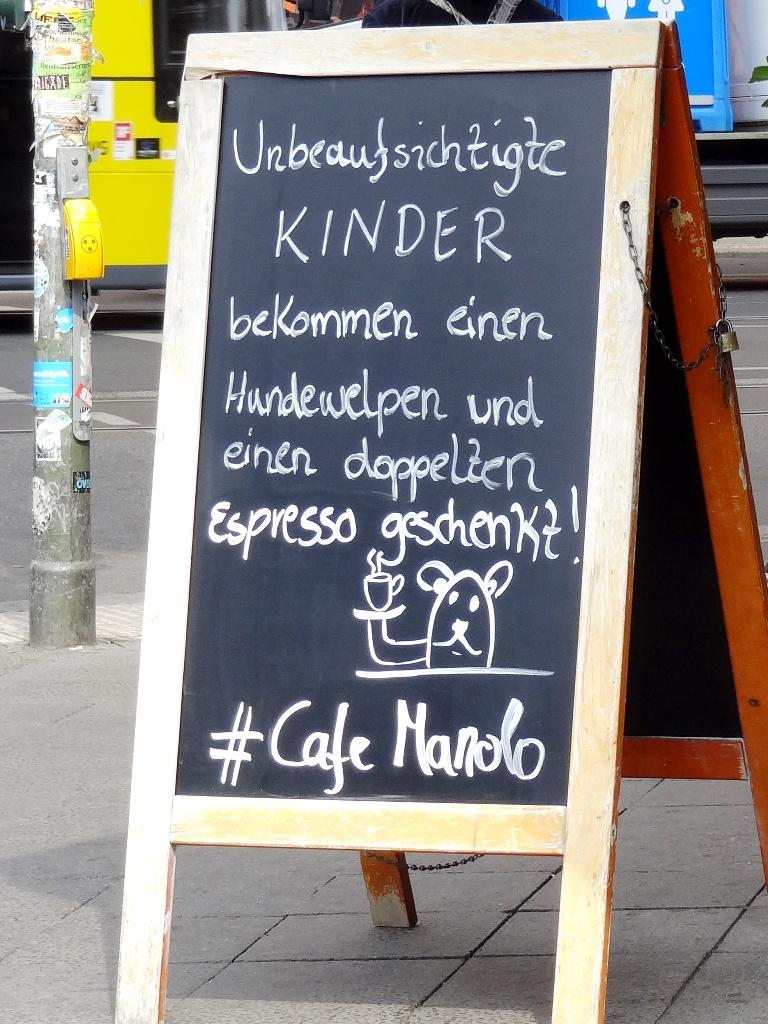 Tafel Café Prenzlauer Berg