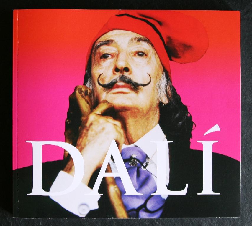Katalog zur Dali-Ausstellung