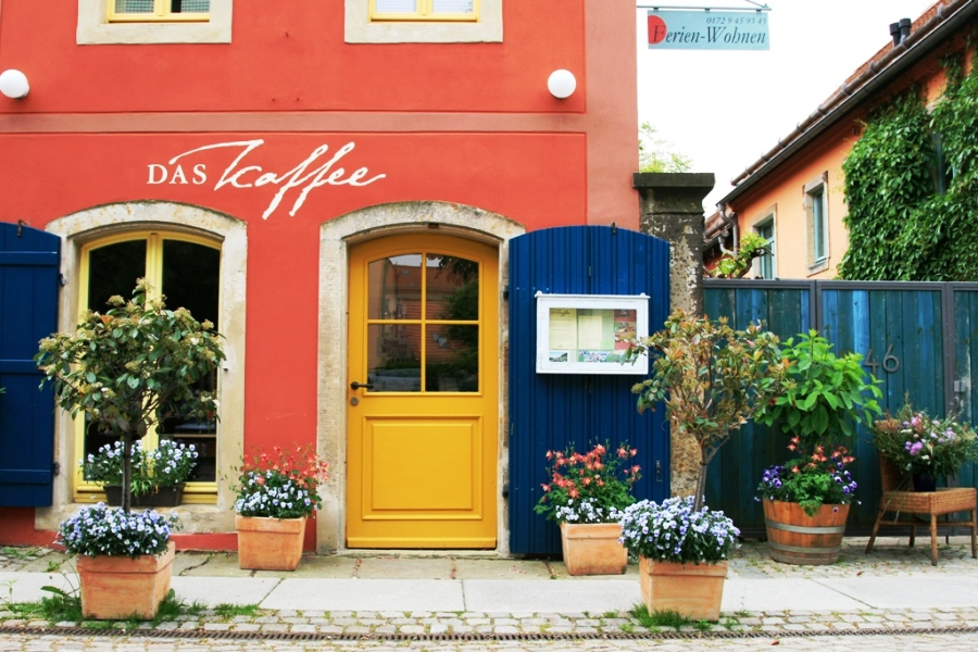 Café Das Kaffee Altkötzschenbroda