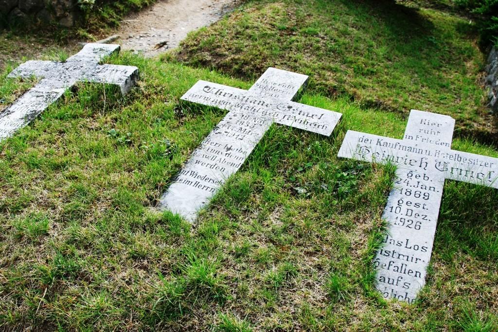 Friedhof in Karpacz