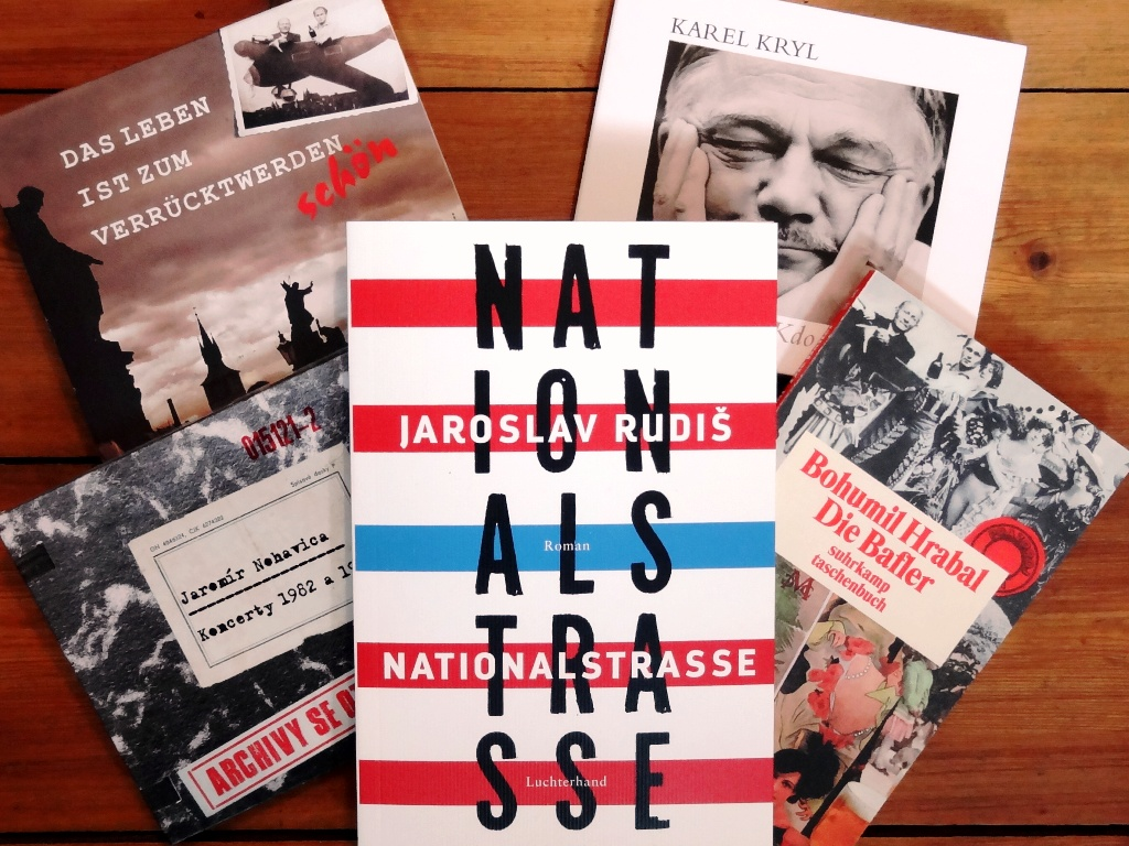 Buch Nationalstraße Rudis