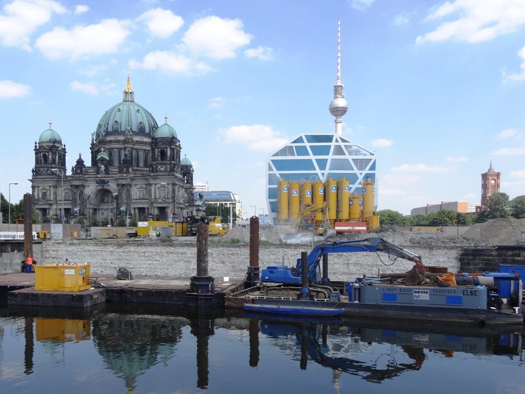 Dom Humboldtbox Fernsehturm Berlin