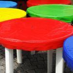 Tische TFF Rudolstadt