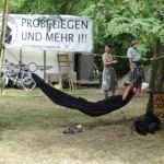 Bambushütte Hängematte TFF Rudolstadt